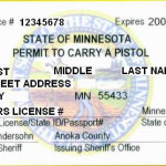 Minnesota Non-Resident Certification